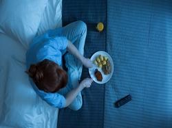 Comer e dormir