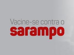 Cobertura vacinal contra sarampo